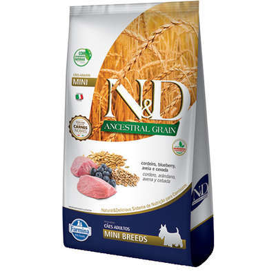 ND ANCESTRAL CAN CORD ADT MINI 10,1KG