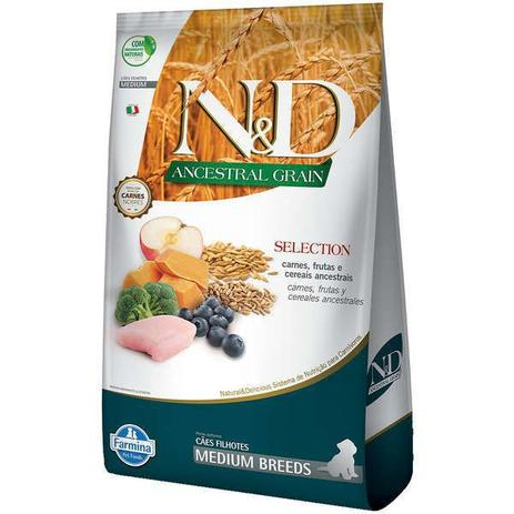 ND ANCESTRAL SELECTION CAN PUPPY MEDIUM 15KG