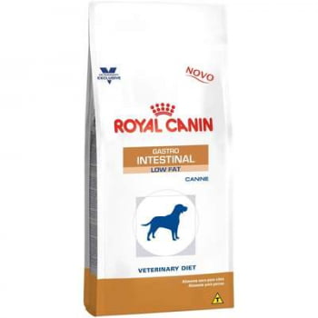 ROYAL CANIN VETERINARY DIET GASTRO INTESTINAL LOW FAT 10,1 KG