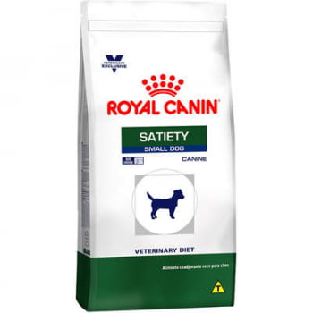 ROYAL CANIN VETERINARY DIET SATIETY  PORTE PEQUENO 1,5KG
