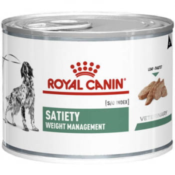 ROYAL CANIN VETERINARY DIET SATIETY SUPPORT WET 0,195KG