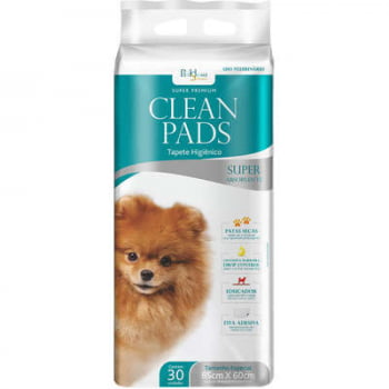 TAPETE CLEAN PADS 30 UNID
